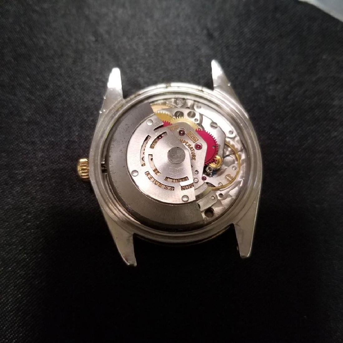 ROLEX Men's 18K and SS Oyster Perpetual 1008 Zephyr - 8