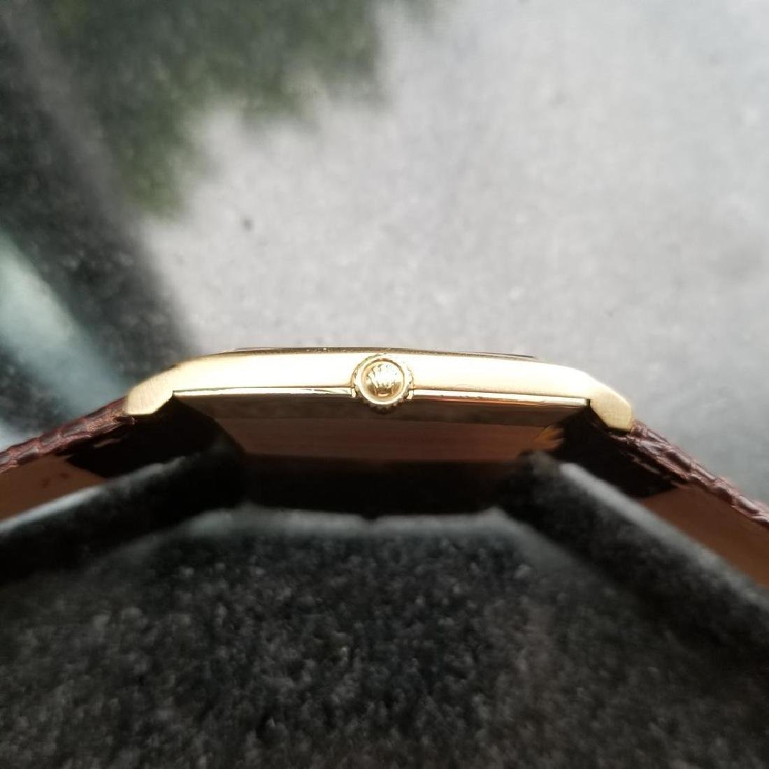 ROLEX Men's 18K Gold Cellini 4136 Hand-Wind Dress Watch - 5