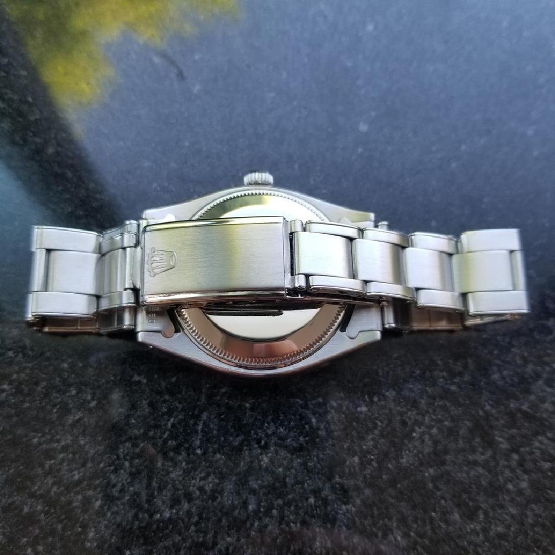 ROLEX Men's Oyster Perpetual 6564 Automatic Stainless - 6