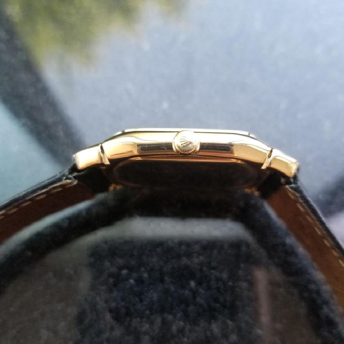 ROLEX Cellini 6633 18K Solid Gold Watch, c.2000 all - 4