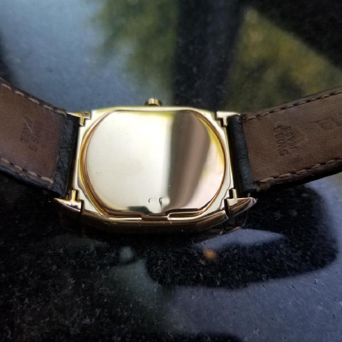 ROLEX Cellini 6633 18K Solid Gold Watch, c.2000 all - 5