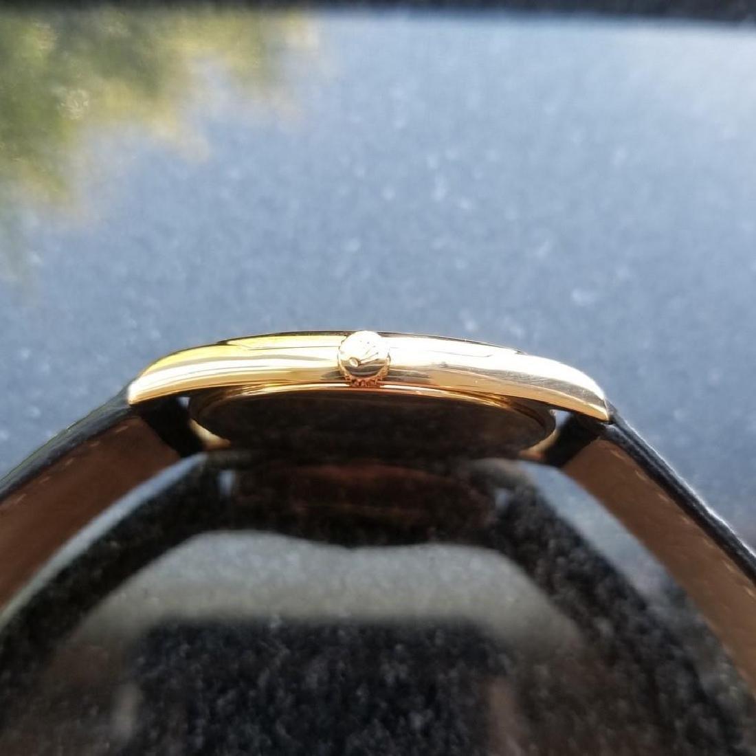 ROLEX Cellini Danaos 4233 solid 18k yellow gold c.2005 - 4