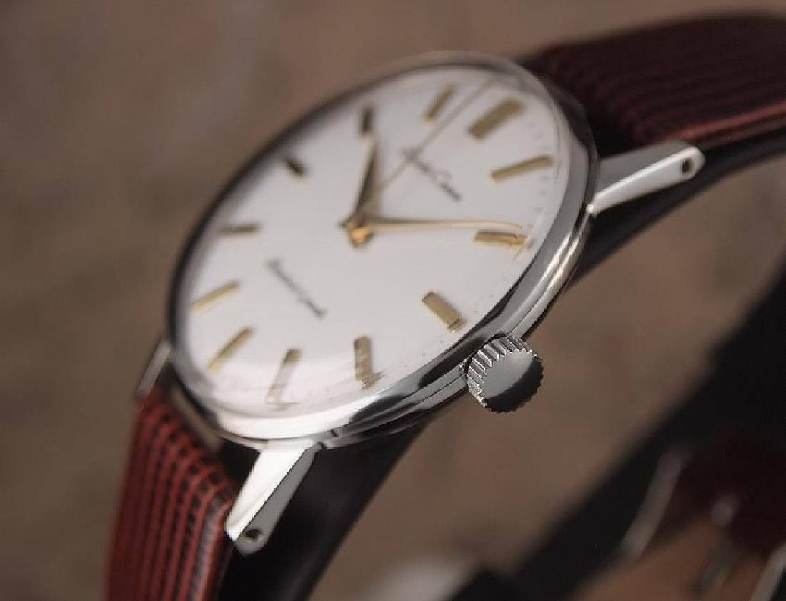 Seiko Crown Made in Japan 1960 Stainless Steel Manual - 4