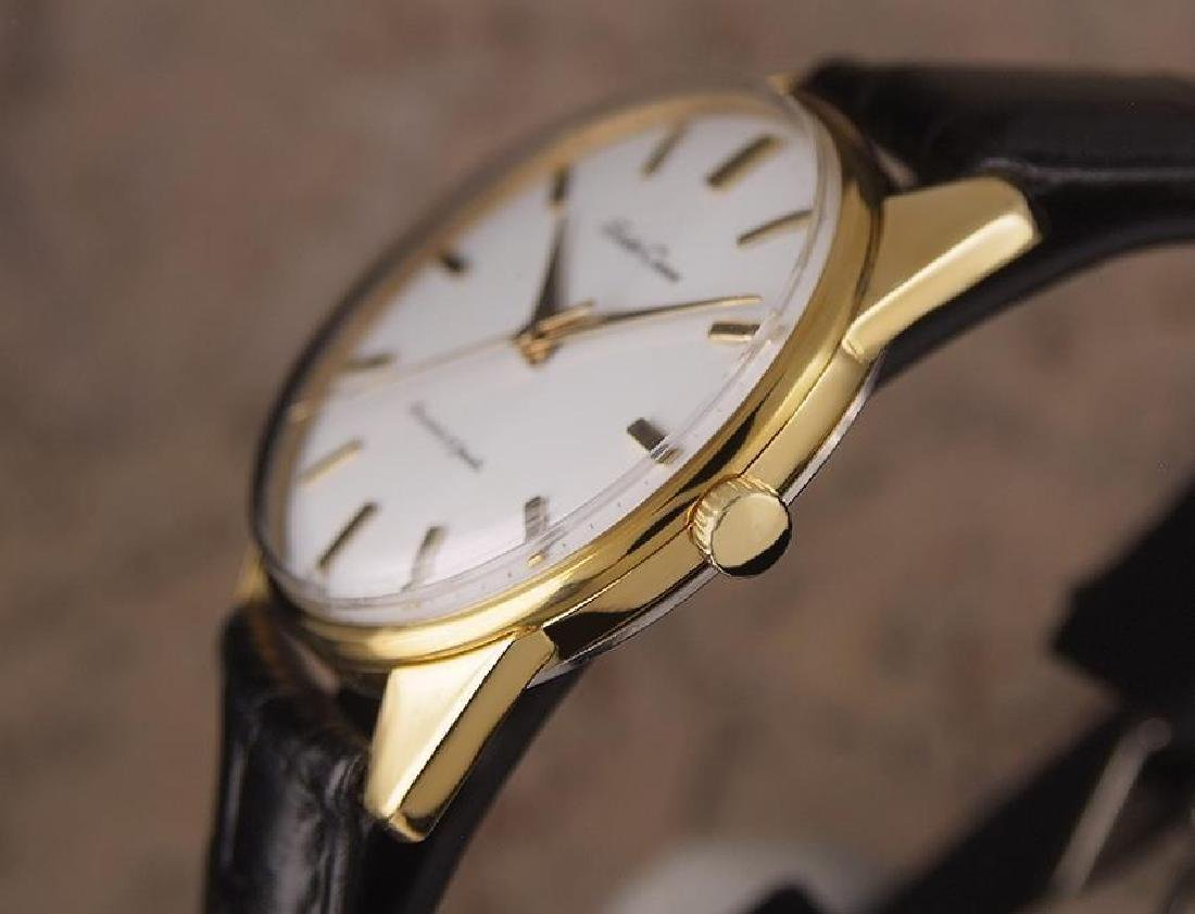 Seiko Crown Made in Japan 1960 Gold Plated Manual 36mm - 4