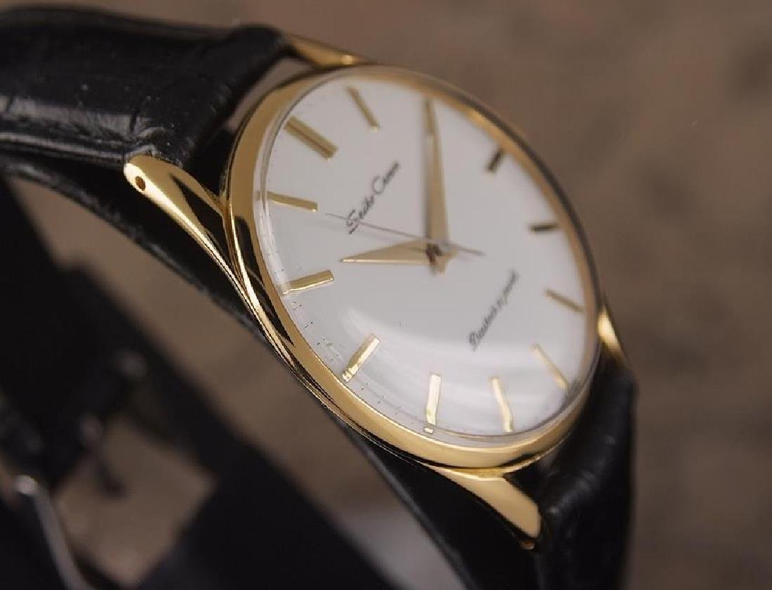 Seiko Crown Made in Japan 1960 Gold Plated Manual 35mm - 5