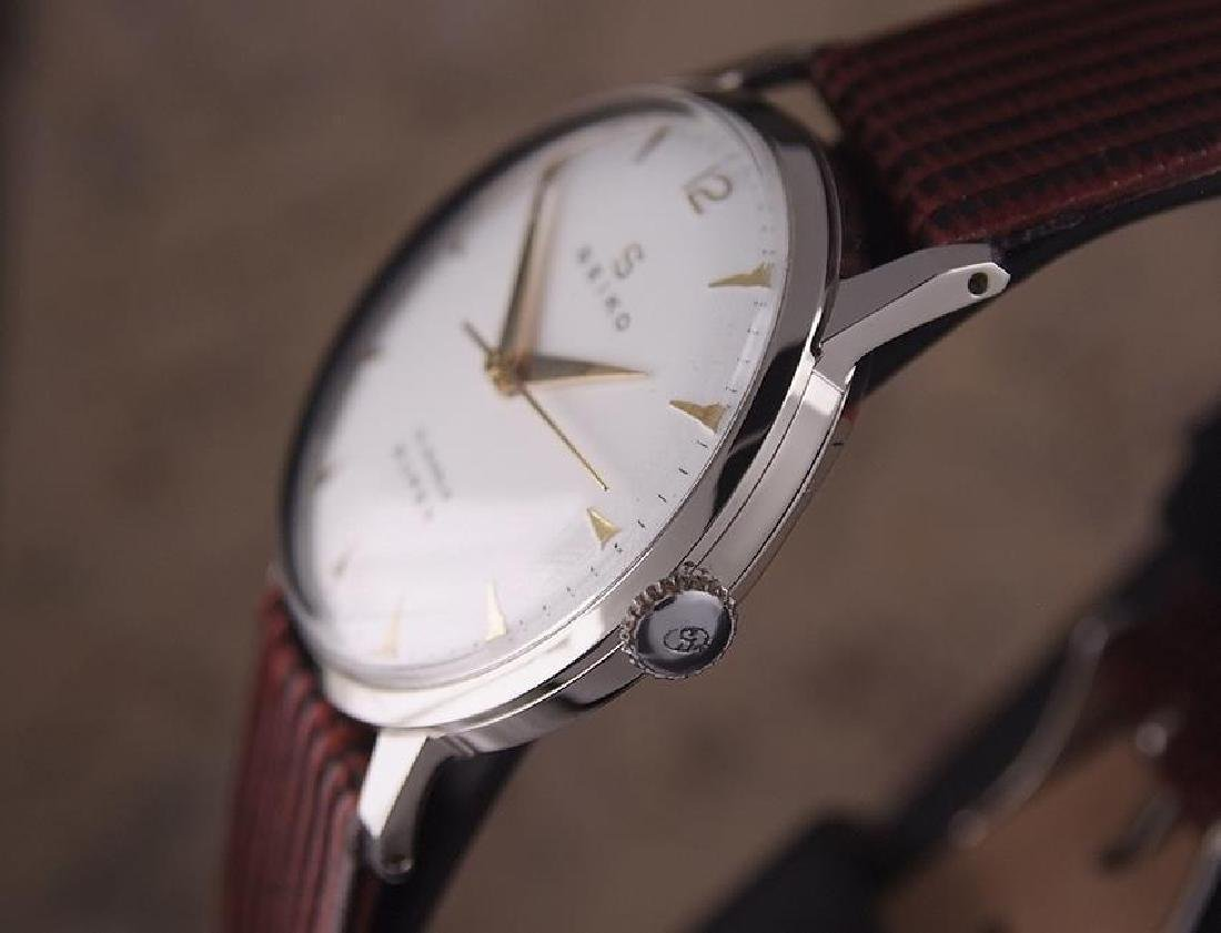 Seiko Super Made in Japan 1960s Manual Hand Winding - 4