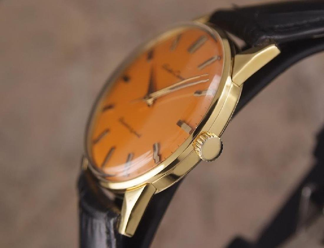 Seiko Crown Made in Japan 1960 Gold Plated Manual 35mm - 4