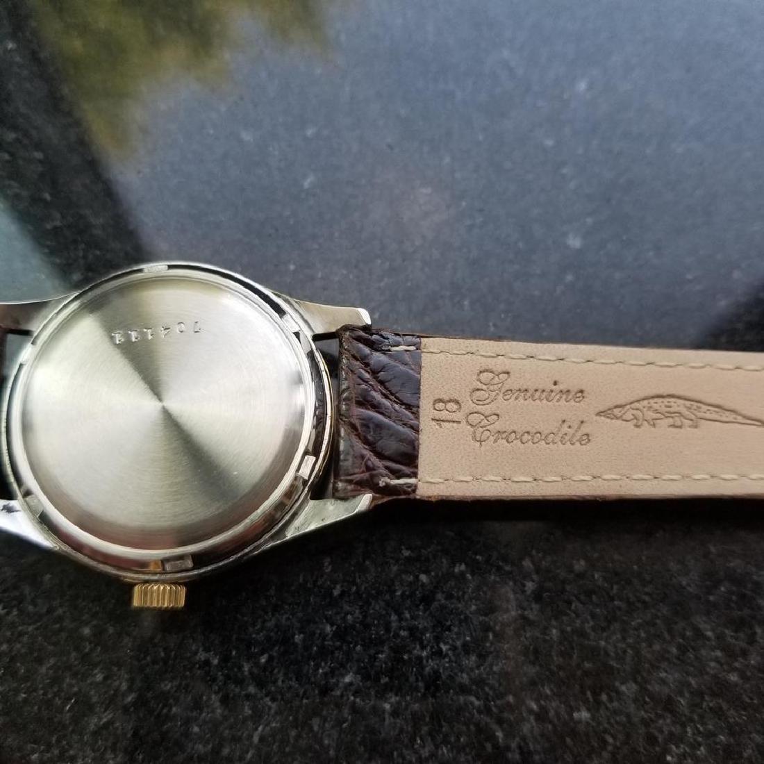 Vintage ULYSSE NARDIN Chronometer Automatic w/ date - 8