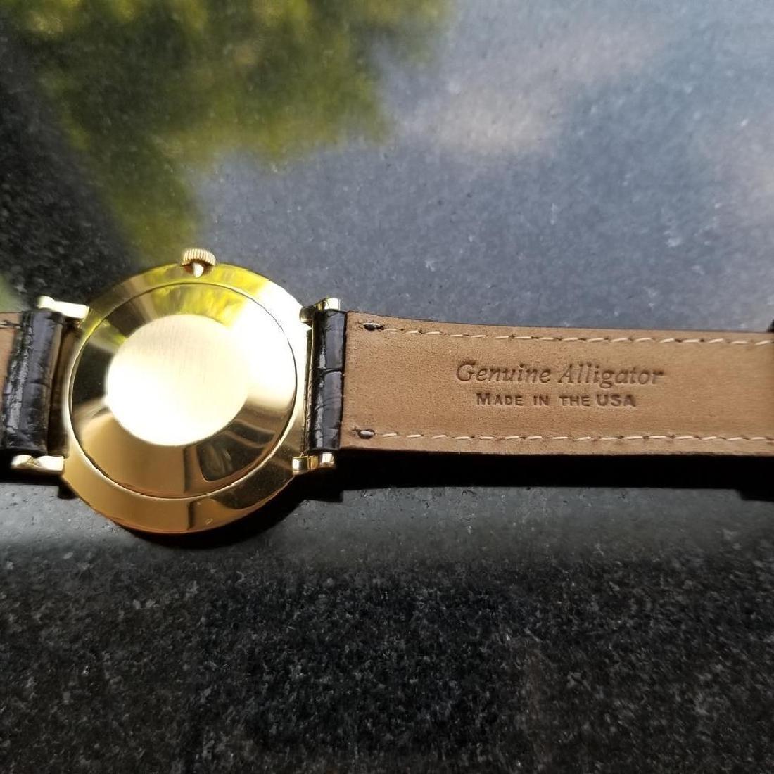 VACHERON & CONSTANTIN Men's 18K Gold 4986 Hand-Wind - 6