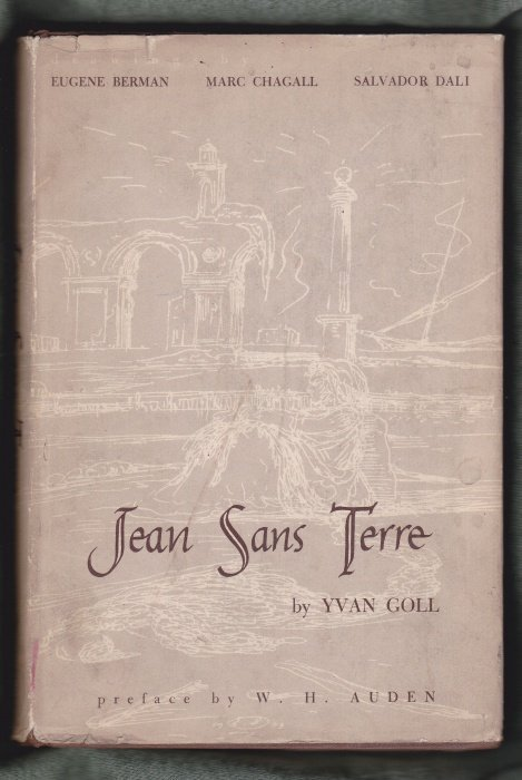 (2 Vols.) Love Poems and Jean Sans Terre. (Chagall. - 2