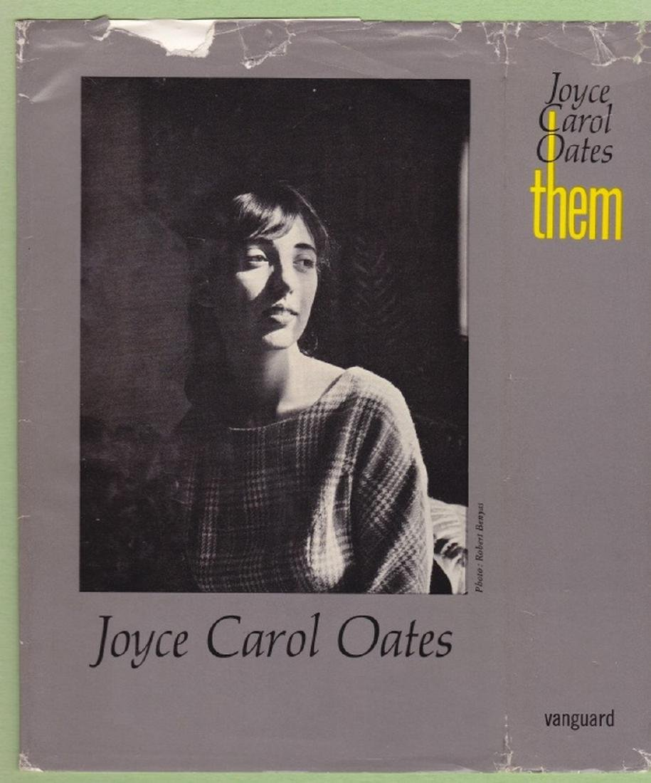 Them – SIGNED. Oates, Joyce Carol - 2