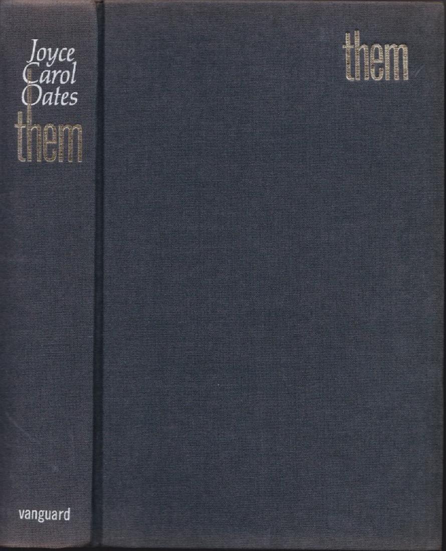 Them – SIGNED. Oates, Joyce Carol - 3