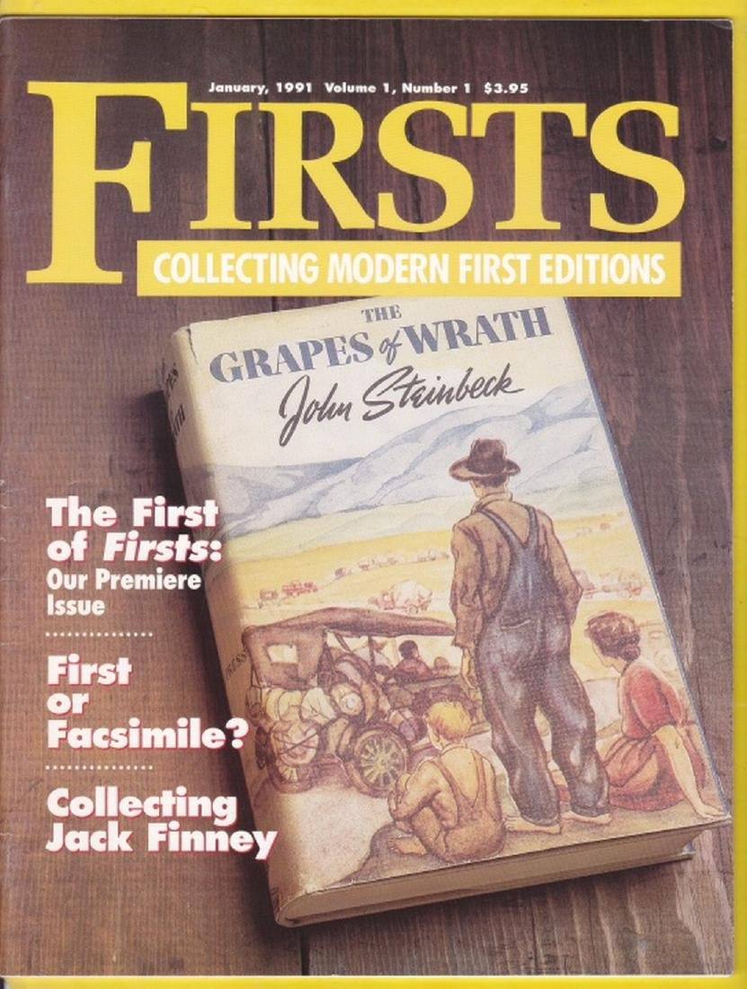 FIRSTS: The Book Collector's Magazine (Complete Run)