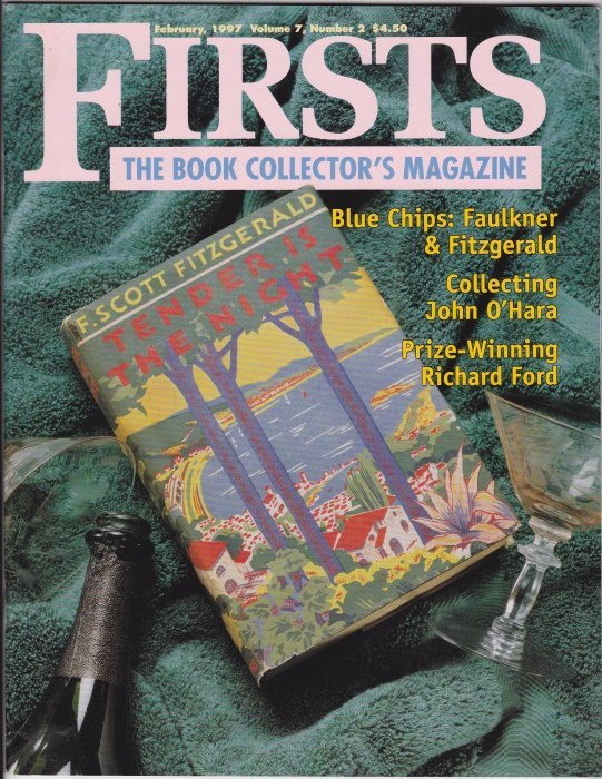 FIRSTS: The Book Collector's Magazine (Complete Run) - 3