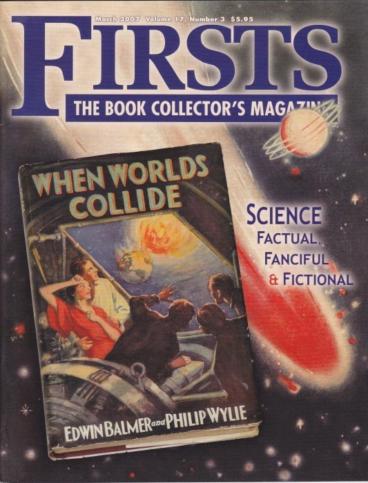 FIRSTS: The Book Collector's Magazine (Complete Run) - 4