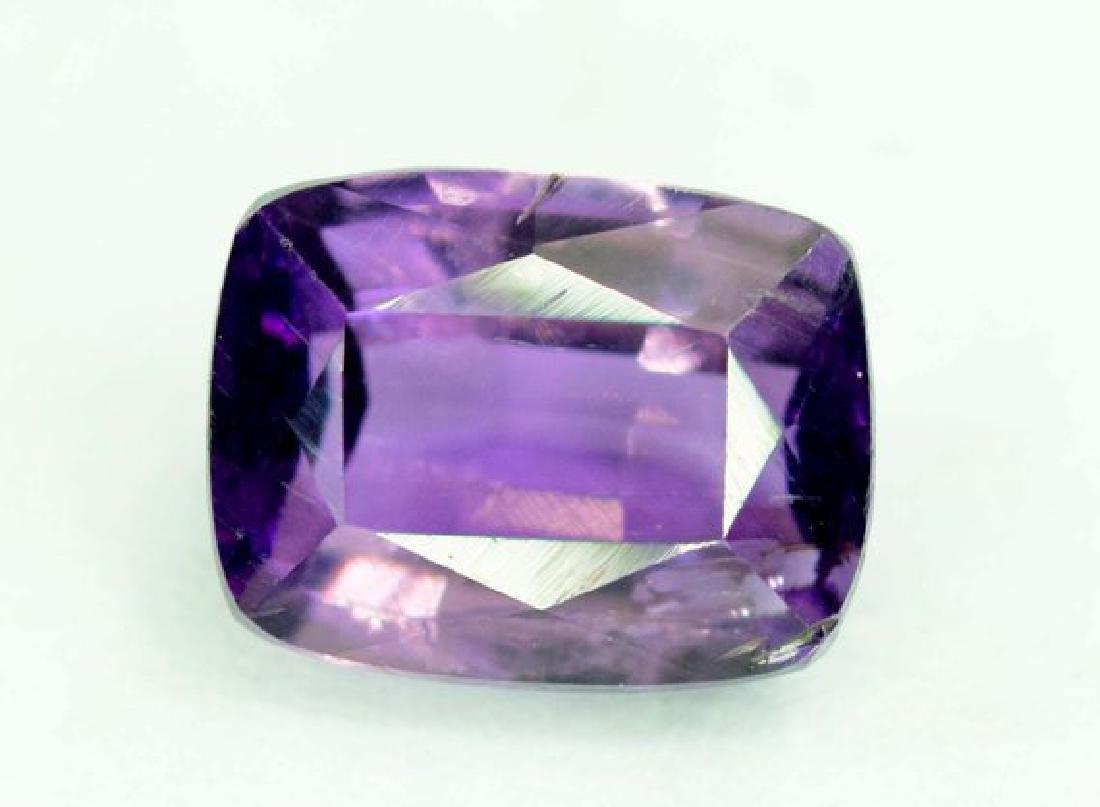 Dazzling Violet Purple Loose SCAPOLITE Gemstone from