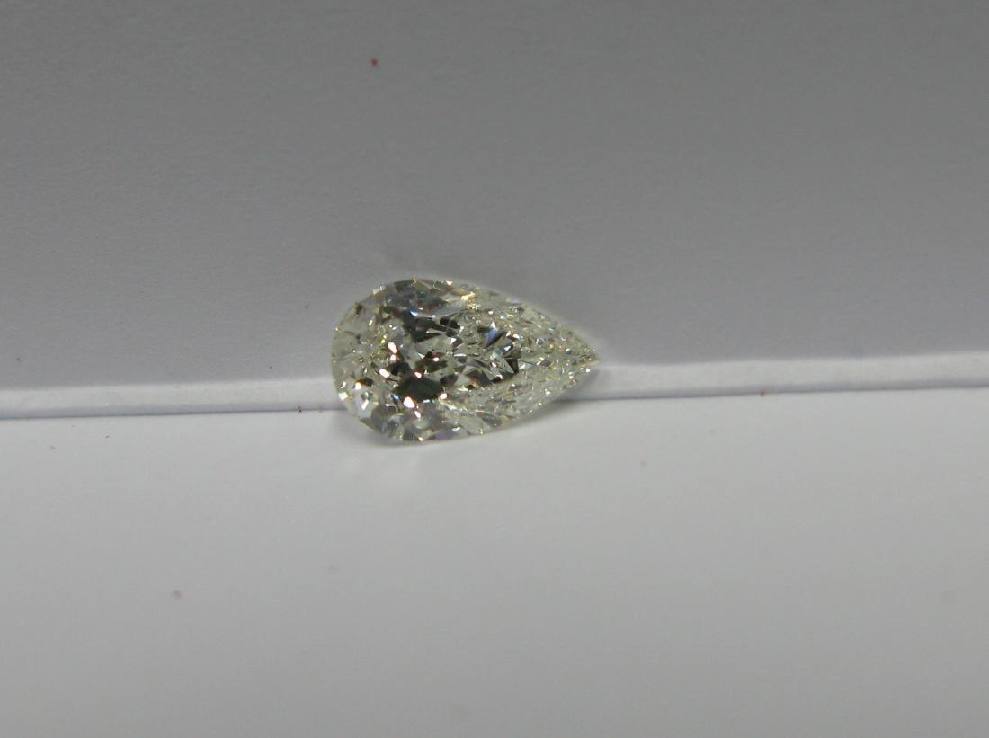 1.01 ct Pear Natural Diamond