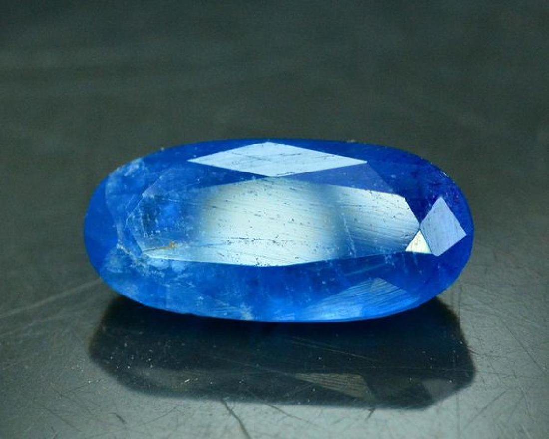 2.50 cts Extremely Rare Blue Color Natural Afghanite