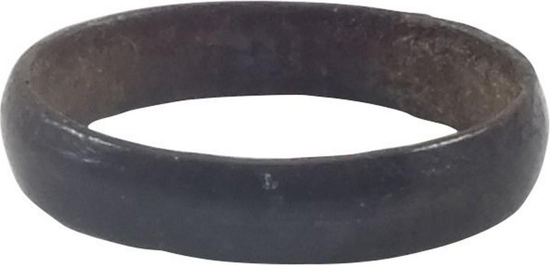 VIKING WOMAN'S WEDDING RING, 9th-10th CENTURY AD, Sz 1