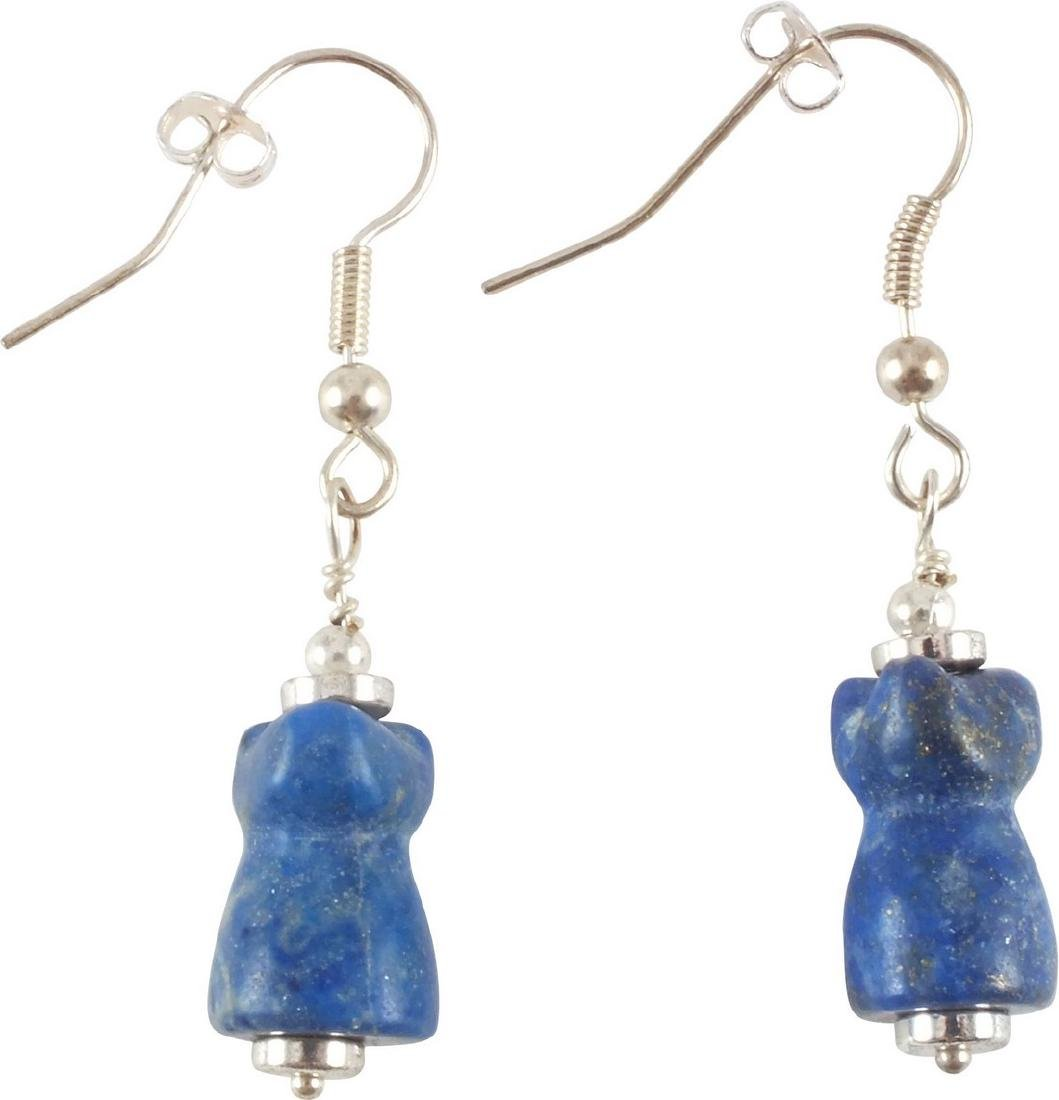 ANCIENT EGYPTIAN AMULET EARRINGS