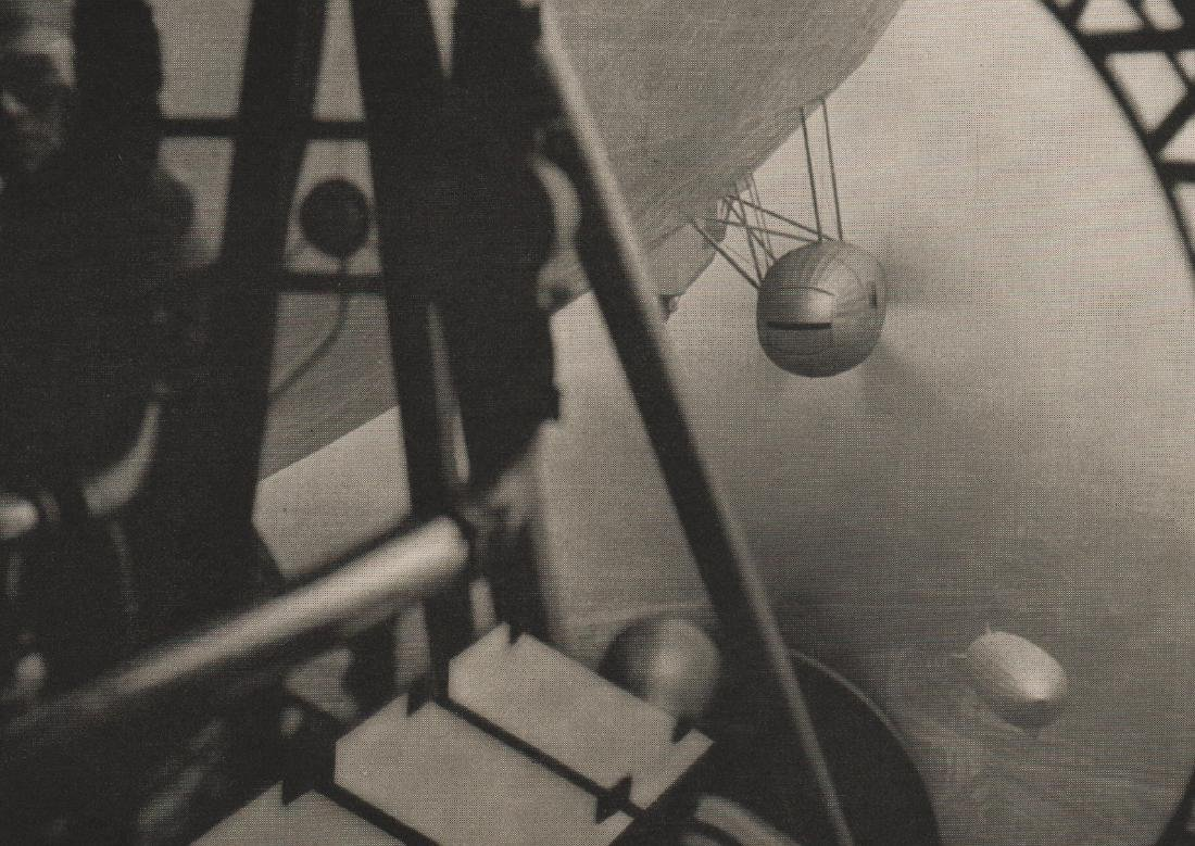 WILLI RUGE - Propeller of the Hindenburg