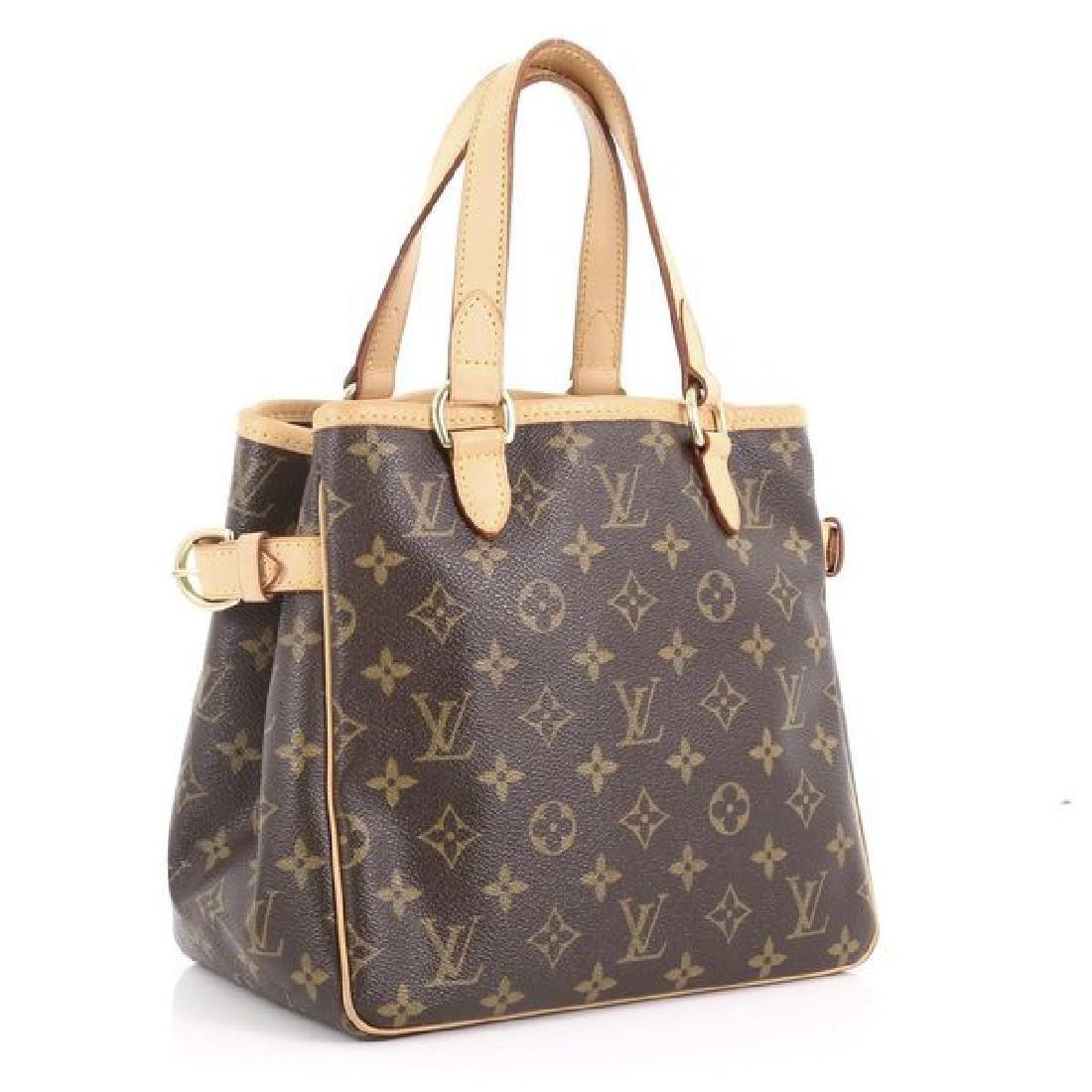 844e5f673ee Louis Vuitton Batignolles Handbag Monogram LV Bag
