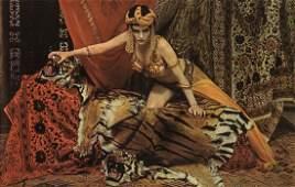 RICHARD AVEDON - Marilyn Monroe, as Theda Bara