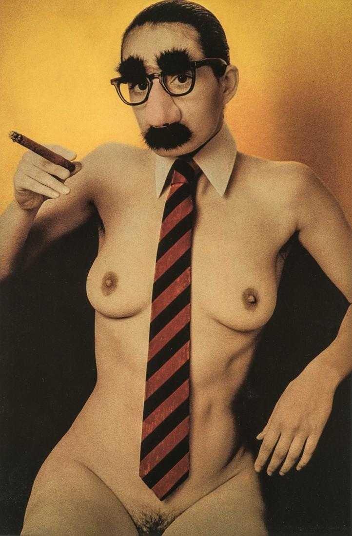 DAVID CHAMBERLAIN - Groucho Nude - 2