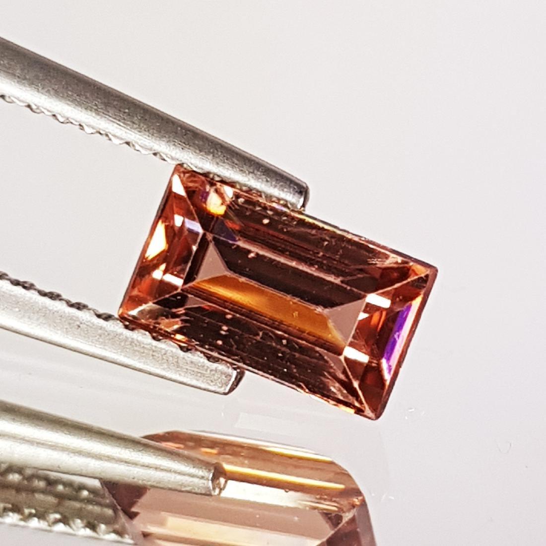 2.13 ct ExclusiveGem Natural Pink Zircon