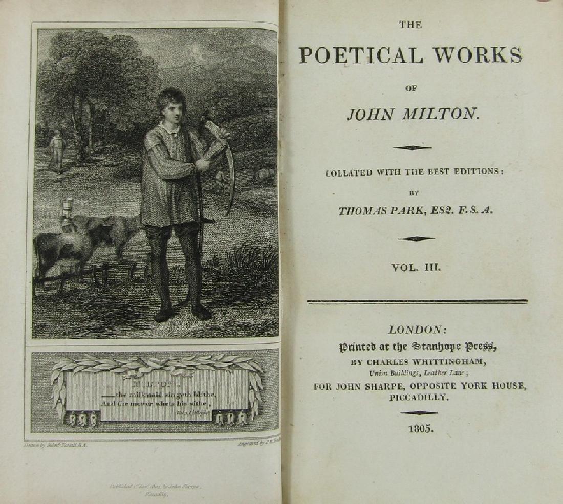 MILTON'S POETICAL WORKS - 5