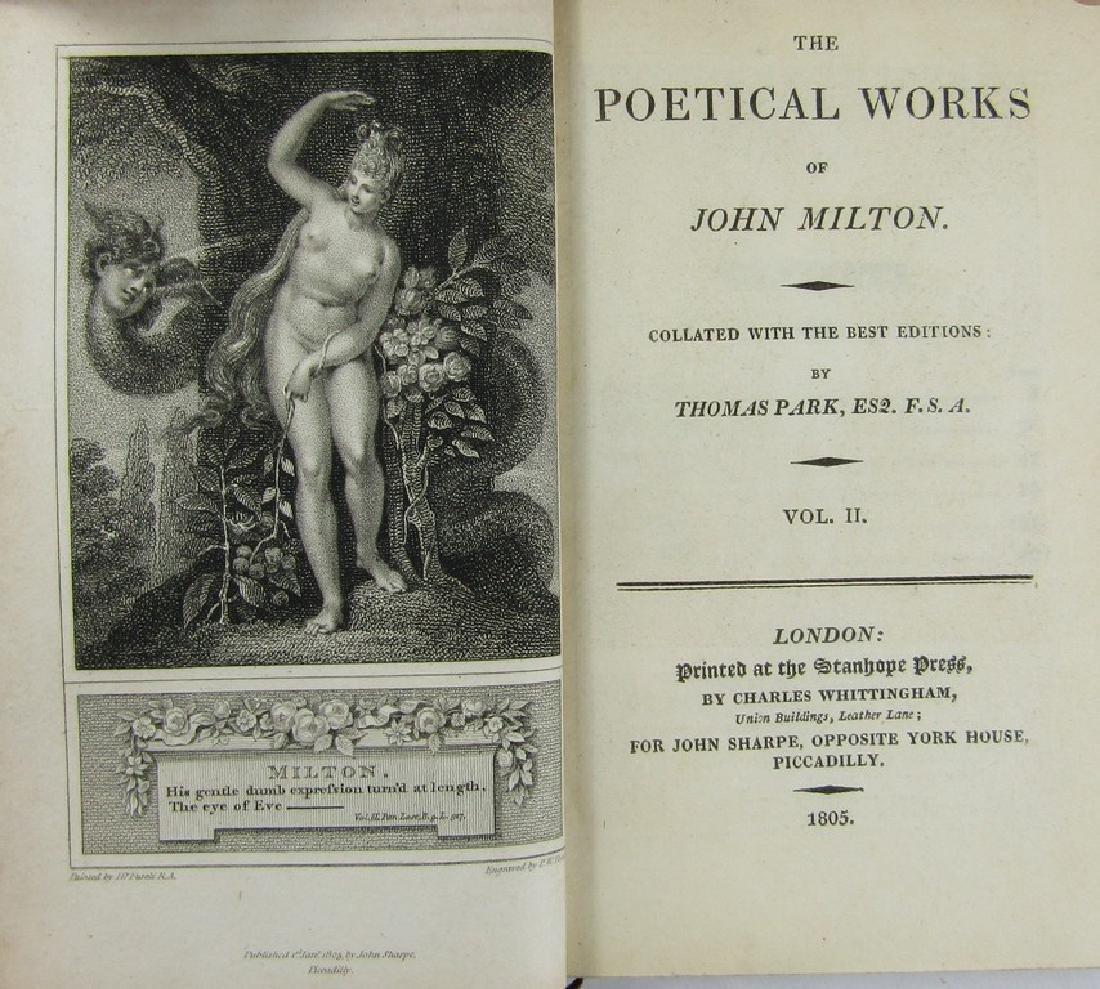 MILTON'S POETICAL WORKS - 6