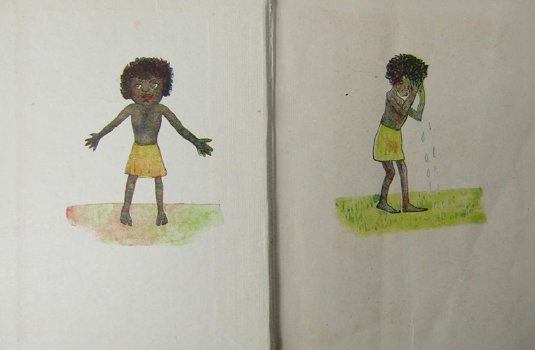 FIVE CHILDRENS BOOKS. THE STORY OF LITTLE BLACK SAMBO - 6