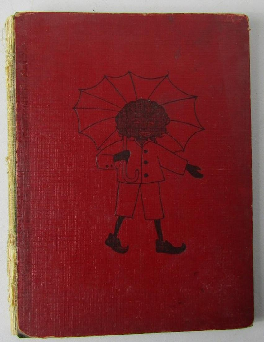FIVE CHILDRENS BOOKS. THE STORY OF LITTLE BLACK SAMBO - 9