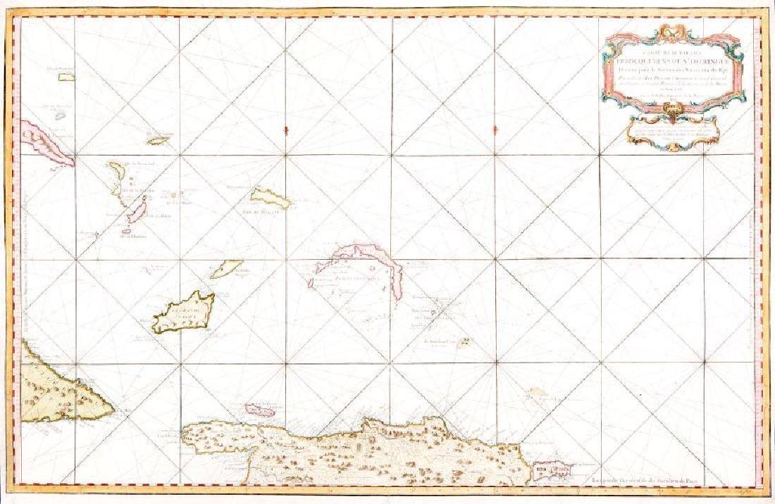 Bellin: Hispaniola, Turks & Caicos, Lower Bahamas