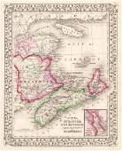 Mitchell: Nova Scotia/Canadian Maritime Provinces