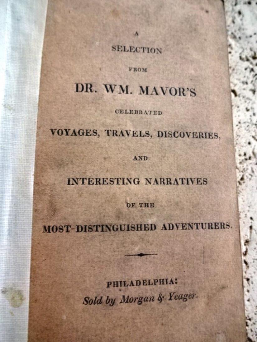 1817 Travels Volume Black Hole Calcutta - 2