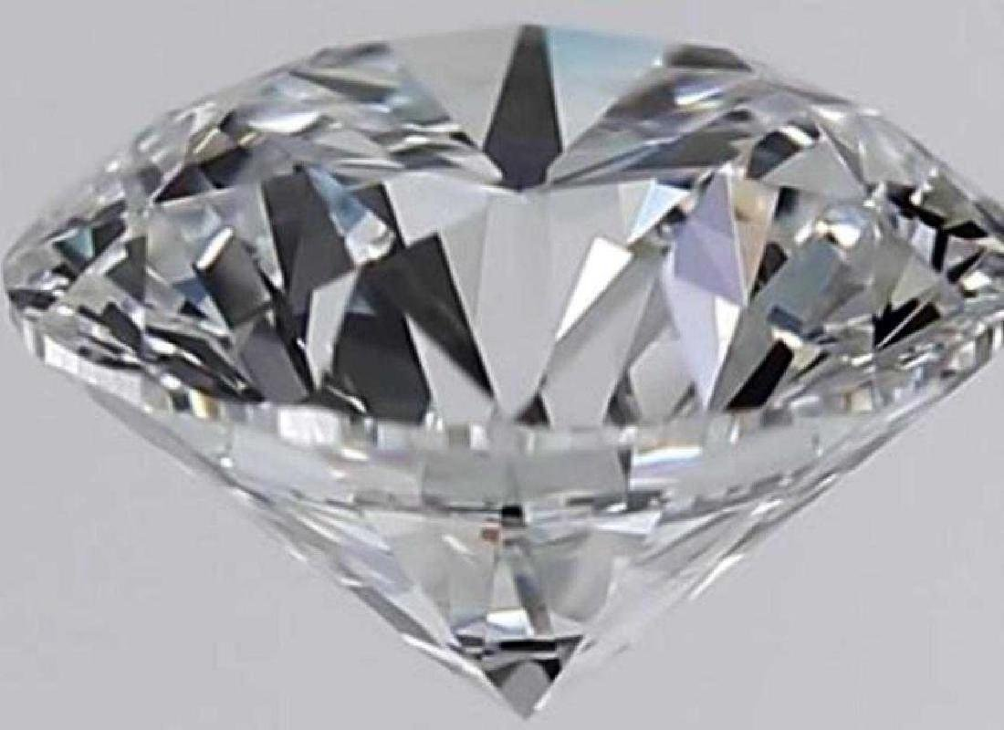1.52 Ct Round Brilliant Cut D IF GIA Certified Diamond