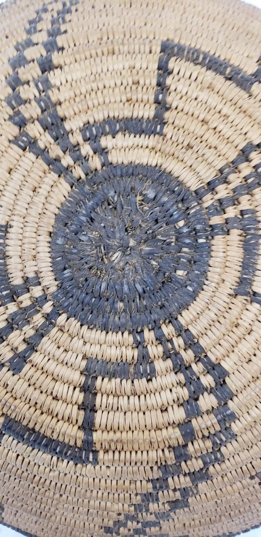 Fine Apache geometric basket ca 1900-1920 - 5