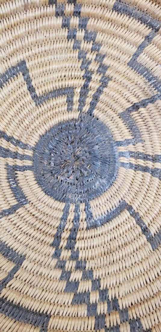 Fine Apache geometric basket ca 1900-1920 - 6