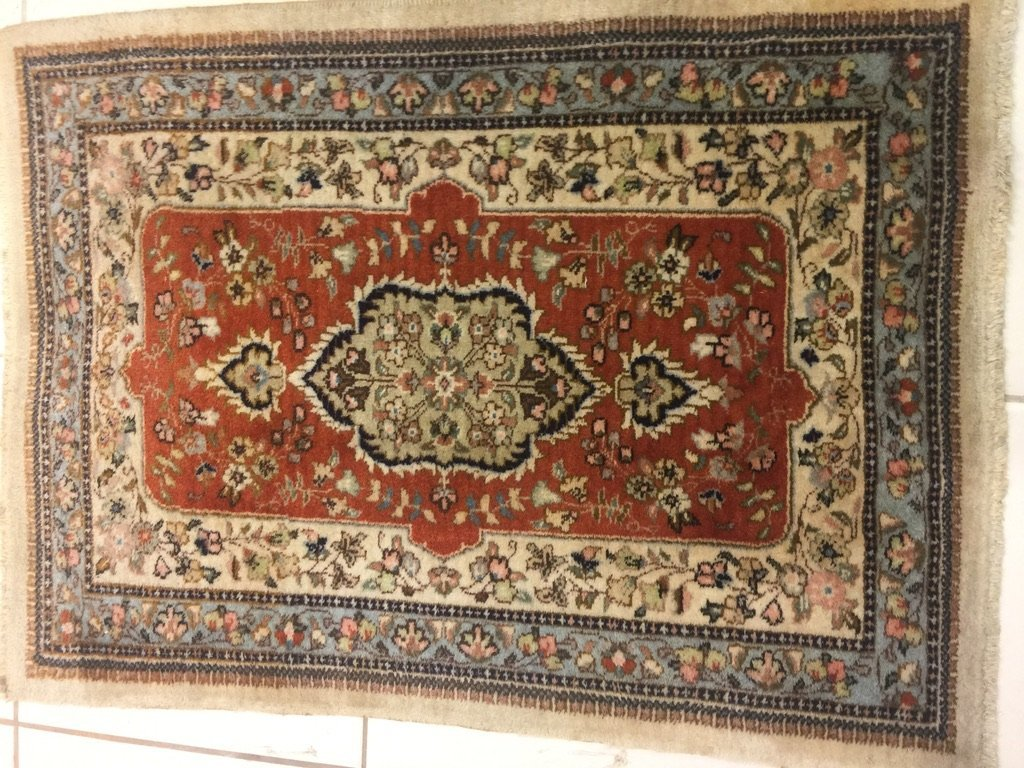 Semi Antique Tabriz Persian Rug 3 8x2 9 - Dec 18, 2018 | Jasper52 in NY