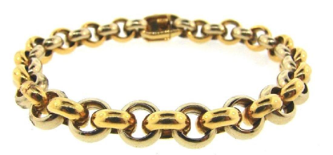 TIMELESS Van Cleef & Arpels 18k Yellow & White Gold