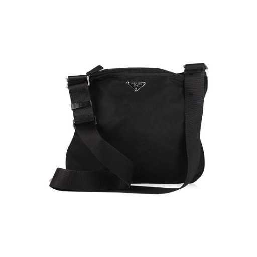 3102d93d761b5c Prada Crossbody Messenger Bag. See Sold Price