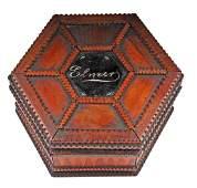 Elmer' Tramp Art Box