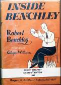 Inside Benchley Signed 1st Edition