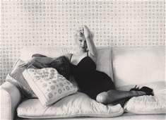 CECIL BEATON - Marilyn Monroe, NY,1956