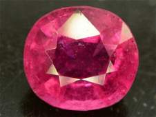 2.00 ct Natural Untreated Rubelite Tourmaline From