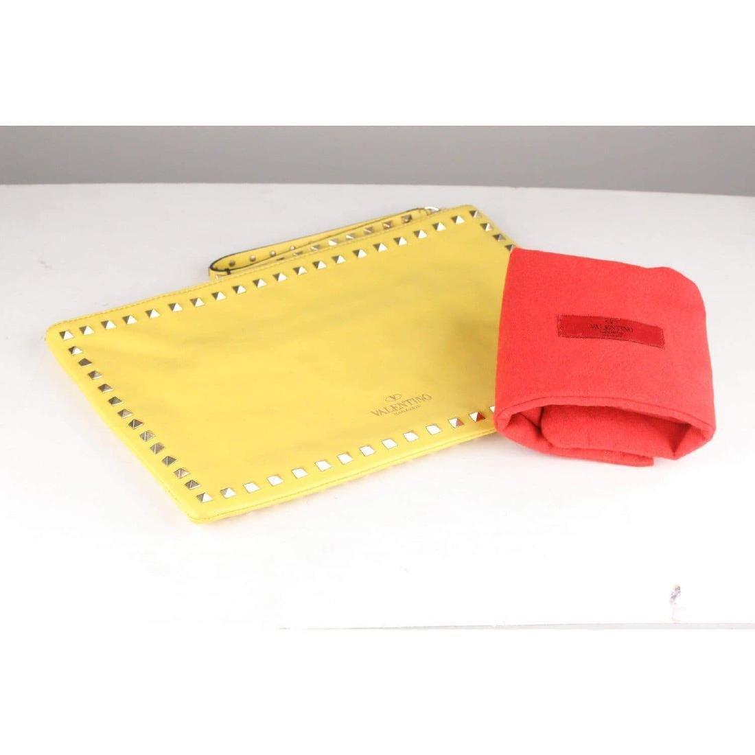Valentino Rockstud Large Clutch Wrist Bag - 3