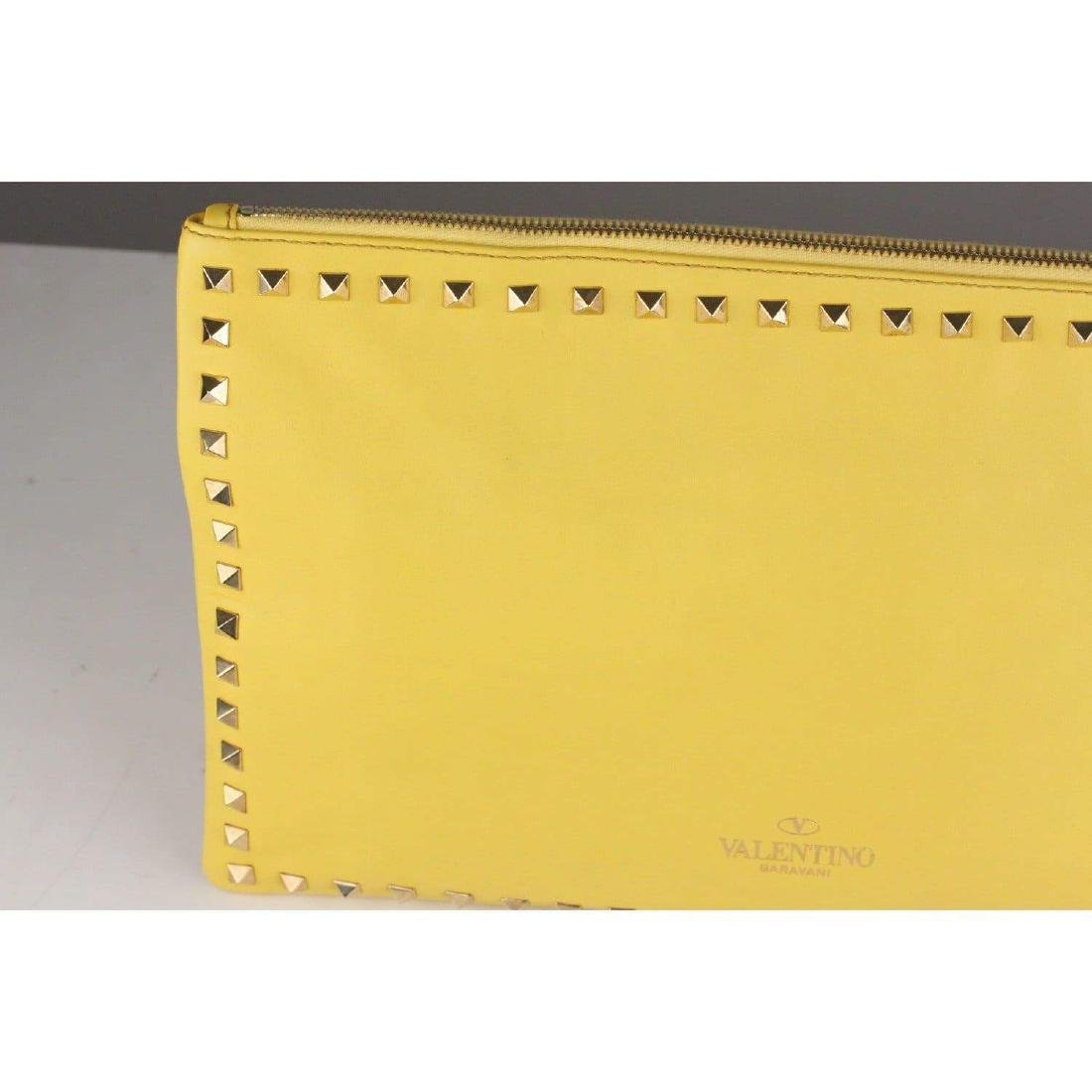 Valentino Rockstud Large Clutch Wrist Bag - 5