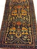 Semi Antique Persian Malayer 6.3x3.2
