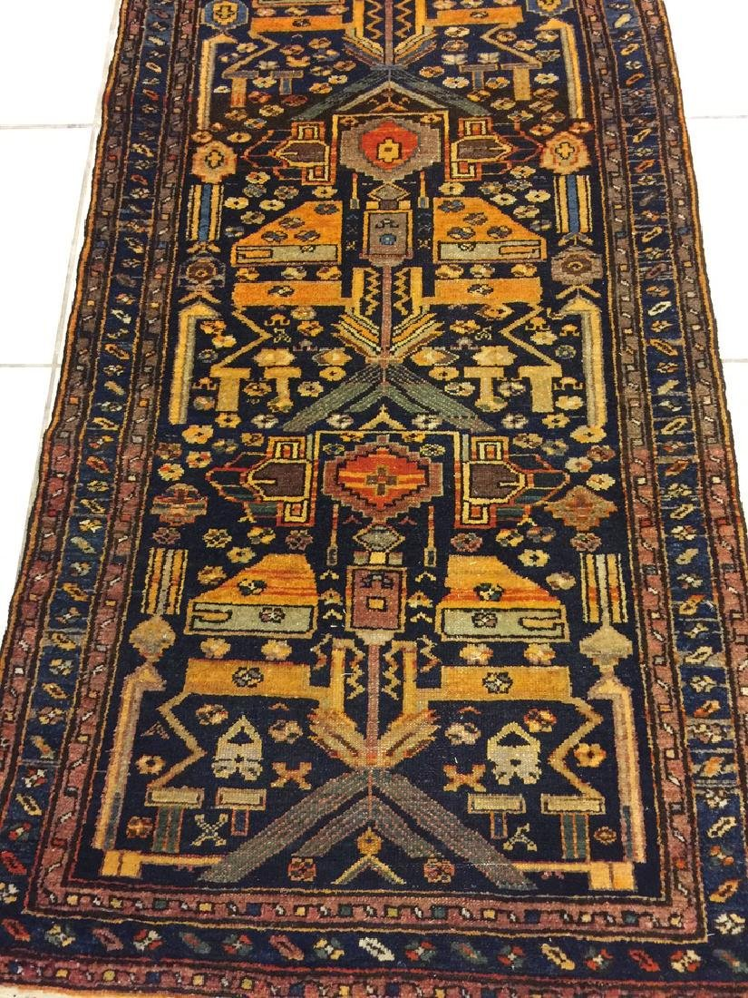 Semi Antique Persian Malayer 6.3x3.2